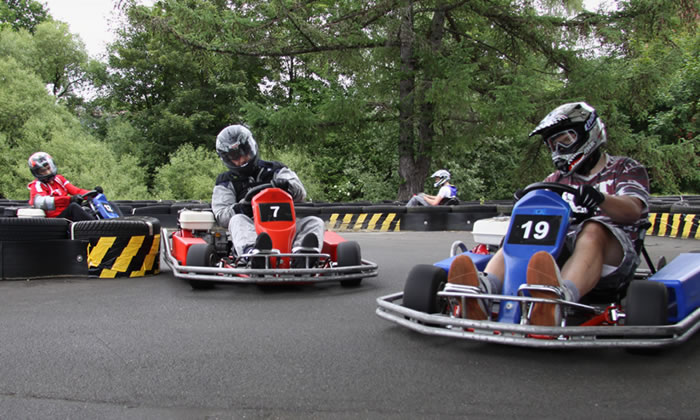 The HerkulesGroup Kart Trophy – summer highlight for all employees