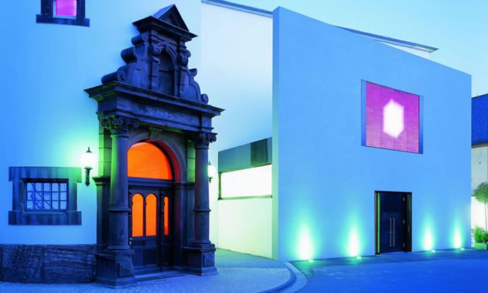 Sponsorship – the museum of contemporary art in Siegen